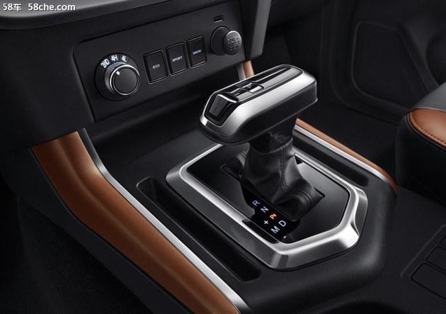 新款锐骐6 8AT车型开启预售