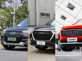 瑞虎8领衔 近期最值得购买的热销SUV推荐