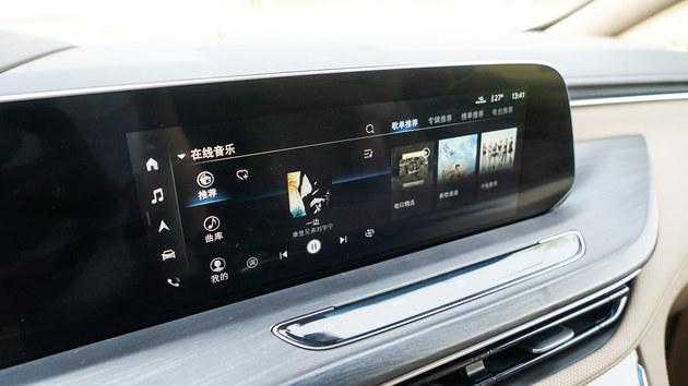 产品力全面提升 全新GL8 ES静态体验