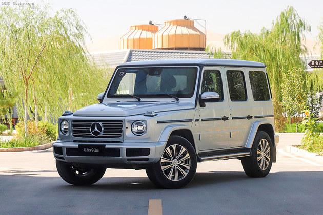 奔驰G级或将新增2.0T车型 用四缸降门槛