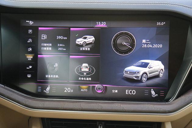 低调的全能型选手 大众途锐3.0T试驾体验