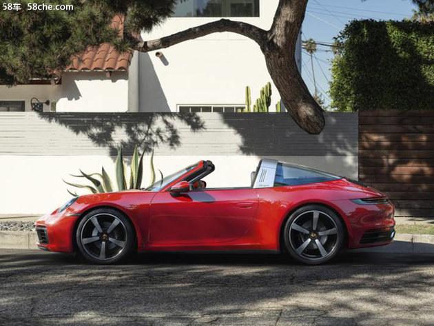 保时捷新911 Targa 4/4S上市 149.90万起