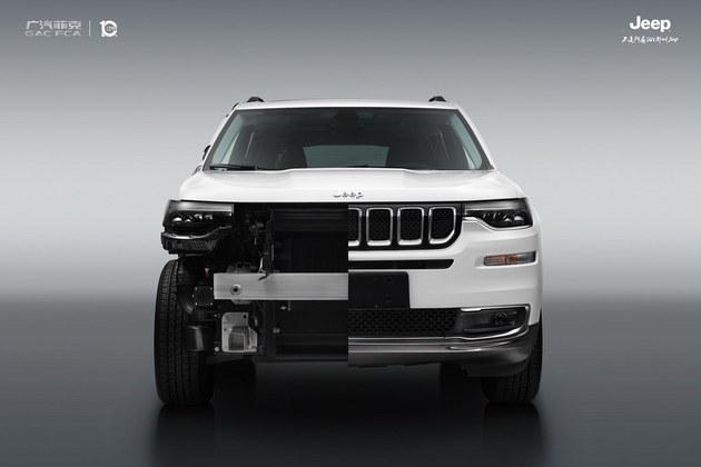 """掏""""芯""""行动 Jeep大指挥官解剖车品质探享"""