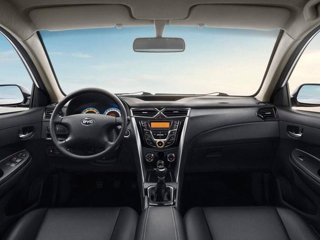 新款比亚迪F3超值版上市 指导价4.78万元
