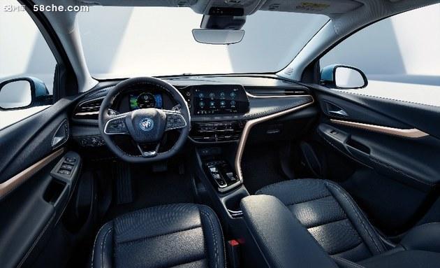 新的选择 全新纯电动SUV别克微蓝7发布