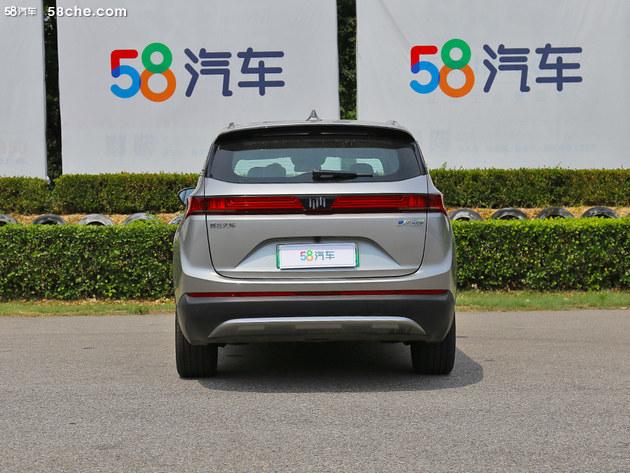 不仅是大/它还很智能 试驾威马EX6 Plus