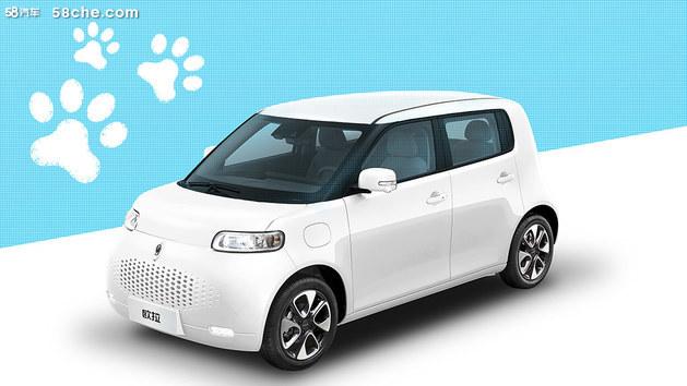 个性大胆 长城欧拉第三款新车或以猫命名