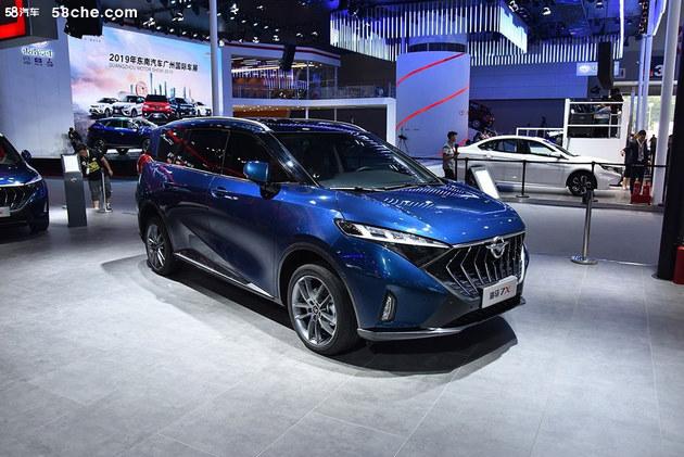 张扬个性的设计 新海马7X有望于7月上市
