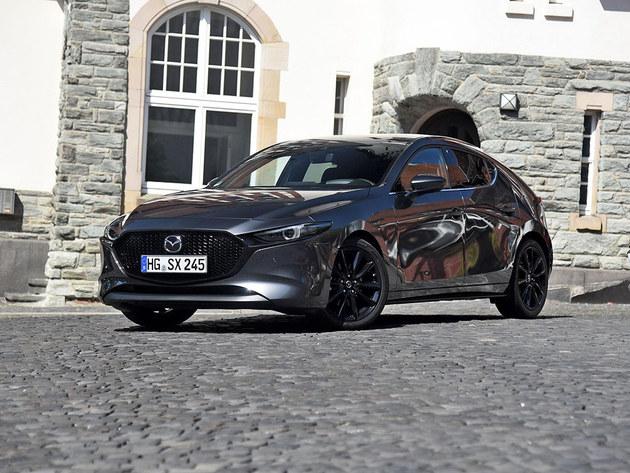 马自达3新车型将7月8月发布 或为性能版