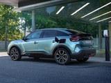 全新雪铁龙C4家族实车亮相 轿跑SUV设计