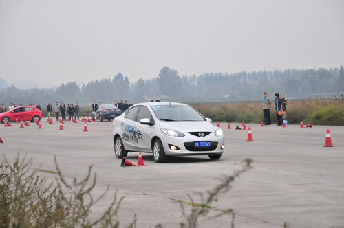 长安马自达 第二届汽车运动会成都站