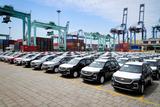 宝骏530全球车出口量逆势大涨86.2%