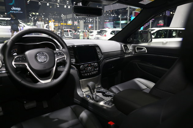 2020年成都车展 Jeep全系车型集体亮相
