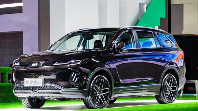 智趣潮流新体验 威马汽车登陆2020成都车展
