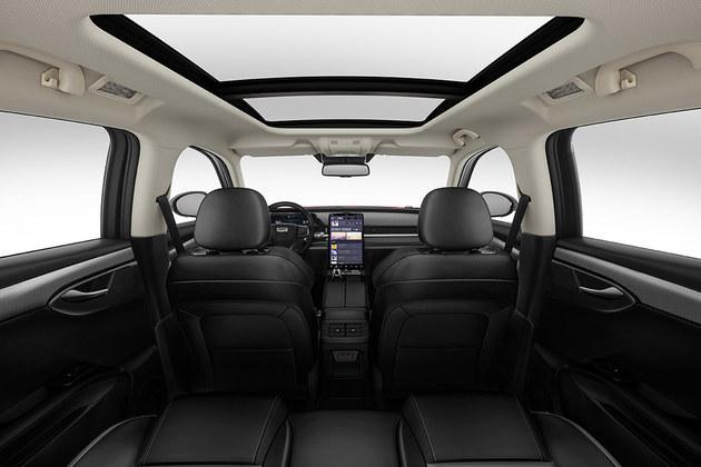 58秒看懂观致7 主打运动/科技的A+级SUV