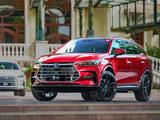 豪华科技感再进阶 2021款唐旗舰SUV首选