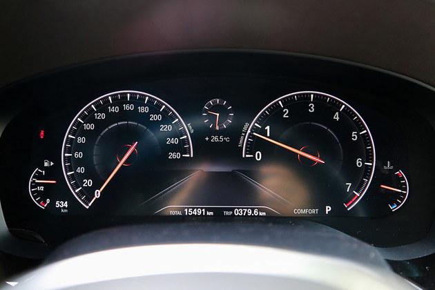"""老少皆宜的""""大个子"""" 宝马6系GT试驾体验"""
