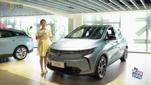 体验别克全球首款纯电动SUV-微蓝7