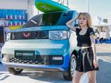 宏光MINI EV20天销量破一万五 订单破5万