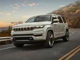 Jeep?Grand Wagoneer概念车官图发布