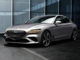 捷尼赛思G70官图发布 新车有望10月首发