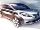 东风裕隆三厢轿车 将于11月5日全球首发