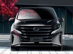 传祺M8手绘图发布  9月26日北京车展亮相