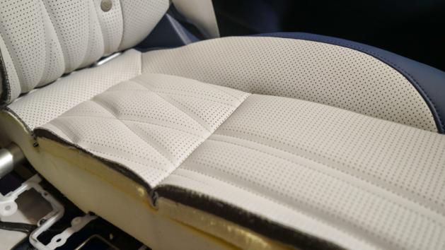 什么是好MPV座椅?拆荣威iMAX8座椅给你看