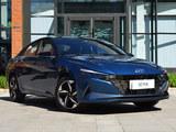 预售价10.98万元起 第七代伊兰特亮相北京车展