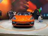 新款保时捷Panamera北京车展全球首秀