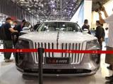 预售价55万元起 红旗E-HS9正式开启预售