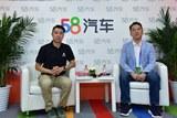 2020北京车展 专访北京现代品牌传播室室长 车宇准