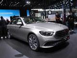 国产长轴奔驰E车展亮相 43.08万起售