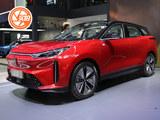 2020北京车展 首款纯电SUV奔腾E01实拍