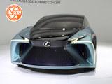 2020北京车展 雷克萨斯概念车LF-30实拍