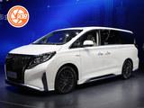 2020北京车展 实拍广汽传祺M8大师版