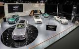 2020北京车展 专访宾利汽车中国内地及香港、澳门执行总经理安睿轲(Kim Airey)