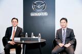 百年信赖感谢有你:北京车展马自达高层媒体专访