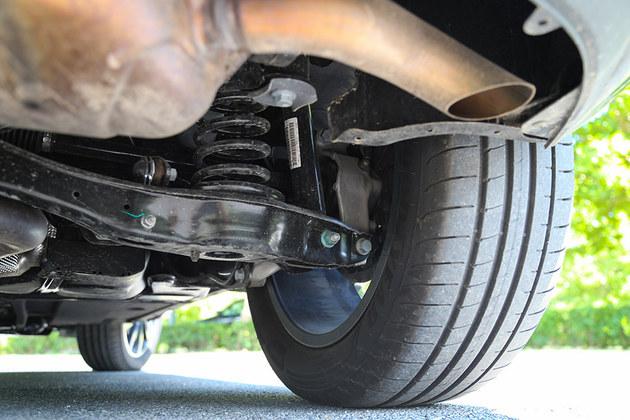 品质/个性两不误 试驾奥迪Q3 Sportback