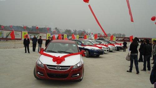 和悦荣膺 灵璧石国际文化节指定用车