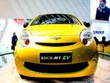 售14.98-22.98万 瑞麒M1纯电动车上市