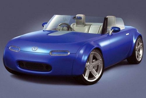 将于2011年推出 马自达新MX-5细节曝光