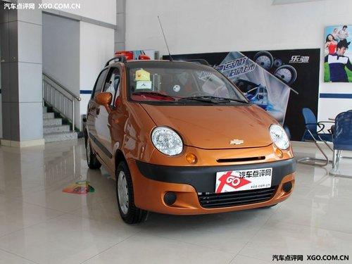 高物价时代经济性比拼 2010款超值小车