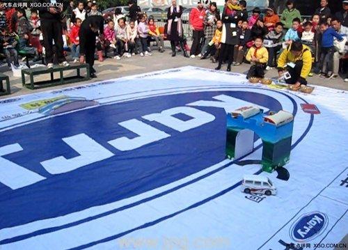 全国青少年车辆模型教育竞赛 芜湖开赛