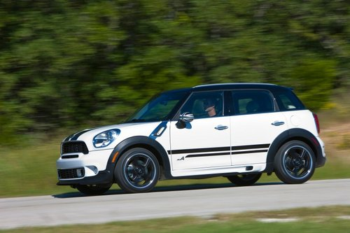 迷你依旧 试驾MINI Cooper Countryman