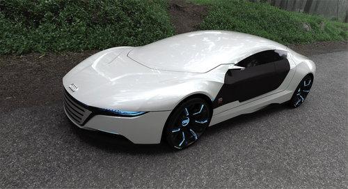 媲美帕那美拉 奥迪A9有望在2014年推出