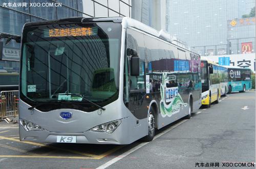 K9成为第二十五届电动车大会会务用车