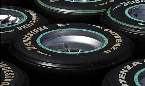 好赛车一定要配好轮胎 了解F1运动系列