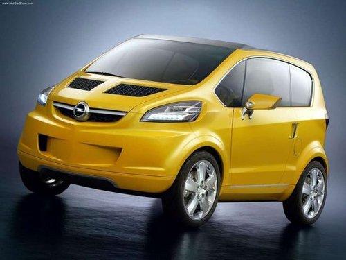2015年推出 通用正研发两款新的小型车