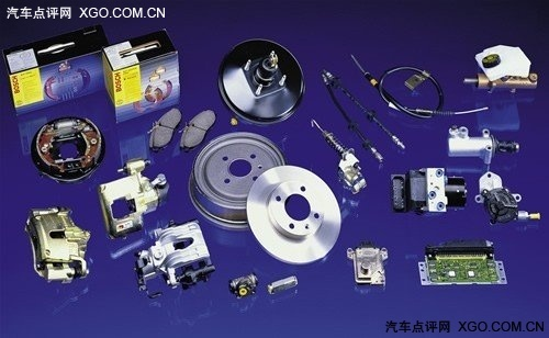 电子辅助安全系统 电液制动控制(SBC)